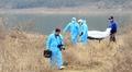 금강변에서 발견된 총기난사 용의자 시신