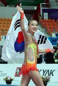 손연재 'U대회 금메달'