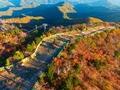 발왕산 단풍길따라 가을 만끽