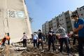 시민의 힘으로 지진피해 복구