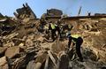 '매몰된 건물에서 인명을 구조하라'