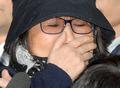 비선실세 국정농단 의혹 최순실 '눈물의 소환'