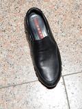 검찰출석하며 벗겨진 최순실 신발