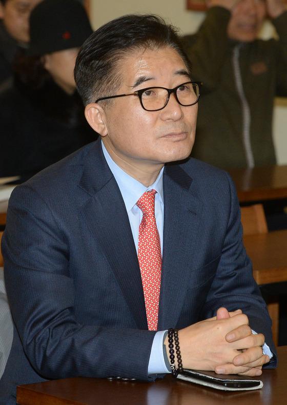 조한규 전 세계일보 사장