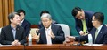 국민의당 35명, 탄핵안 부결 시 '의원직 총사퇴' 결의