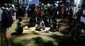 경주 지진 '집 밖으로 대피한 시민들'