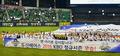 두산 '이젠 한국시리즈 우승을 향해'