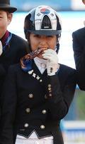 정유라, 덴마크 경찰에 체포…특검