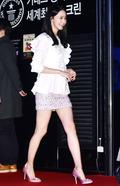 소녀시대 윤아, '초미니 입고 인형 각선미 노출~'