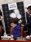 [국감] 최연혜 '폐태양광 패널의 오염위험성'