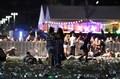 [사진] 아비규환의 라스베이거스 총격사건 현장