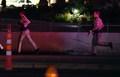 [사진] 라스베이거스 총격사건…긴급출동하는 경찰