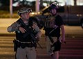 [사진] 라스베이거스 총격사건…경계근무하는 경찰들