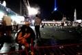 [사진] 공포에 질린 라스베이거스 총격사건 현장