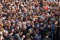 [사진] 지지자들과 축하 박수치는 카탈루냐 수반