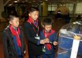 [평양은 지금]북한 어린이들 '과학에 관심'