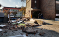 포항 5.4 강진...무너진 빌라 외벽