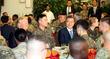 문재인·트럼프 대통령 '화기애애'