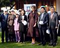 '걸스 플레이2' 캠페인에 참석한 멜라니아 여사