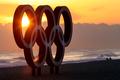 동계올림픽 G-50일...'평화의 해가 떠오른다'