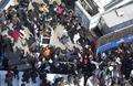 [탄핵인용] 탄핵 반대 집회서 부상자 발생