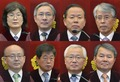 헌재 재판관 8인, 박근혜대통령 탄핵 만장일치 파면 결정