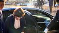 이정미 헌법재판소장 권한대행, 헤어롤 한 채 출근