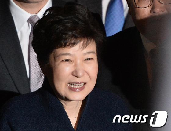 朴 전 대통령