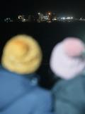 세월호 미수습 가족 '문제 없는 선적이 되길'
