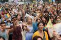 '무지개 행진, 도심 물들이다'
