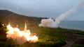동해안에서 불뿜는 현무2...북 탄도 미사일 대응