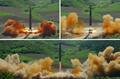 발사되는 北 ICBM 화성 14호