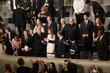 함께 공연 관람한 문재인 대통령-트럼프 미 대통령