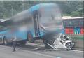 경부고속도속도로 6중추돌사고, 10여명 사상