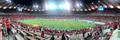 축구장 가득메운 6만명의 붉은악마