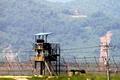 북한 핵실험 추정 인공지진 발생, 긴장감 도는 남과 북 군 초소