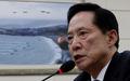 북 6차 핵실험 관련 긴급현안보고 출석한 송영무 장관
