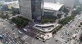코엑스광장 가득 메운 한국당