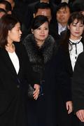 강릉 공연장 점검 마친 현송월