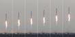 하늘로 치솟는 한국형 발사체 누리호