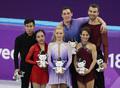 알리오나 사브첸코·브루노 마소 '우리가 금메달'