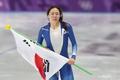 '이상화 스피드 스케이팅 여자 500m 은메달'