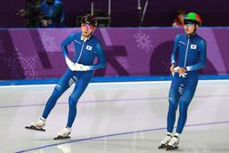 정재원과 함께 일군 이승훈의 5번째 올림픽 메달