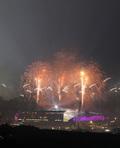 '2018 평창동계올림픽 불꽃쇼'