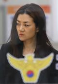 경찰 조사 마친 '물벼락 갑질' 조현민
