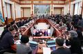'국무회의 앞서 북미회담에 시선집중'