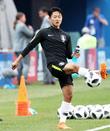 이승우 '설레는 월드컵 데뷔'