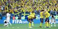 망연자실한 월드컵 축구대표팀