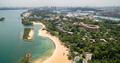 북미정상회담 열리는 싱가포르 센토사
