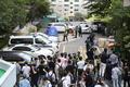 '불법자금 의혹' 노회찬 투신 사망…아파트 계단서 유서글 발견